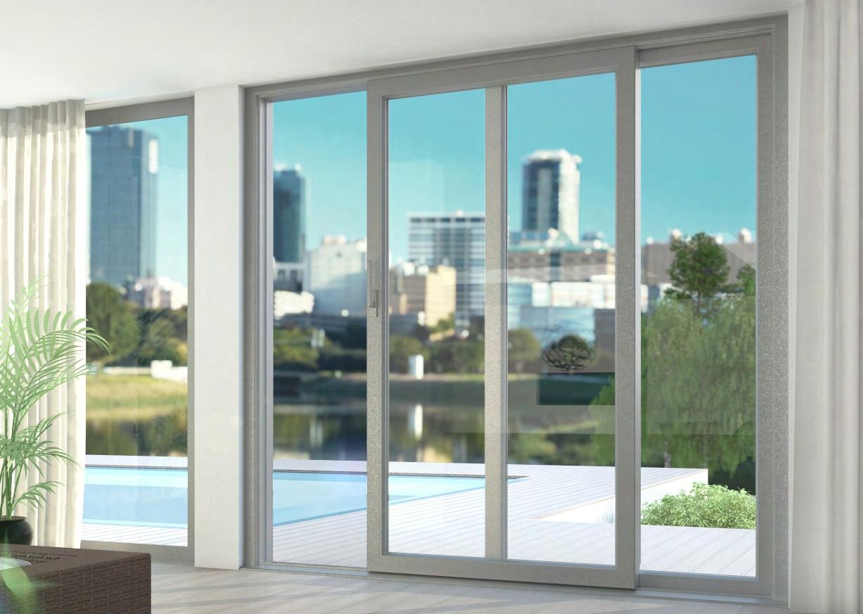 Ventanas pvc y aluminio valencia puertas pvc ventanas - Puerta balconera aluminio ...
